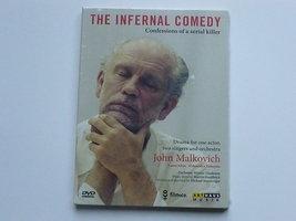 The Infernal Comedy - John Malkovich (DVD) nieuw