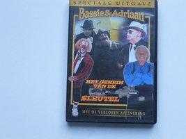 Bassie & Adriaan - Het geheim van de sleutel (DVD)