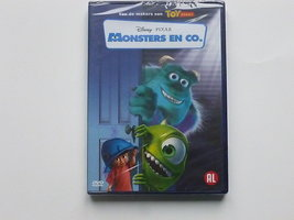Monsters en Co. (DVD) nieuw