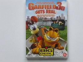 Garfield 3 D Gets real (DVD)
