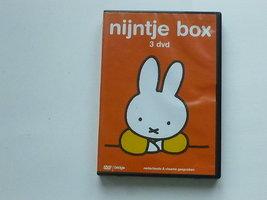 Nijntje Box (3 DVD)
