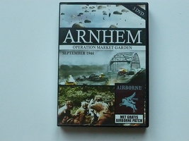 Arnhem / Operation Market Garden (3 DVD)