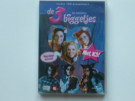 De 3 Biggetjes / De Musical (DVD)