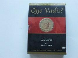 Quo Vadis? - Klaus Maria Brandauer / Max von Sydow (3 DVD)