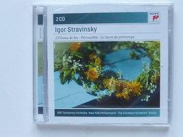 Igor Stravinsky - Le Sacre du Printemps / Boulez (2 CD) nieuw