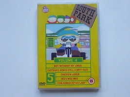South Park - volume 4 (DVD)