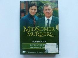 Midsomer Murders - Dubbelbox 5 ((2 DVD)