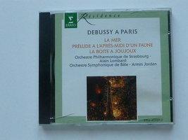 Debussy a Paris - Armin Jordan / Alain Lombard