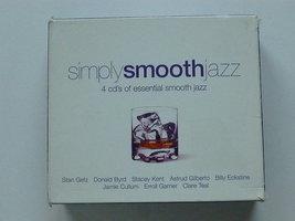 Simply Smooth Jazz - 4 CD