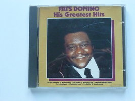 Fats Domino - His greatest hits