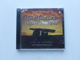 The Twelve Irish Tenors - Live in Concert (nieuw)