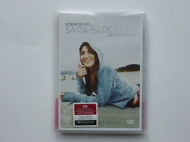 Sara Bareilles - Between the lines (DVD+CD) nieuw