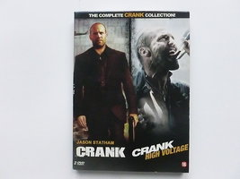 The Complete Crank Collection - Crank / High voltage (2 DVD)