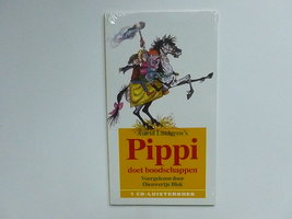 Astrid Lindgren - Pippi doet boodschappen (1 CD Luisterboek) Nieuw