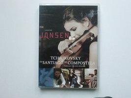 Janine Jansen - Tchaikovsky in Santiago de Compostela (DVD)