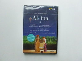 Handel - Alcina / Minkowski (DVD) Nieuw