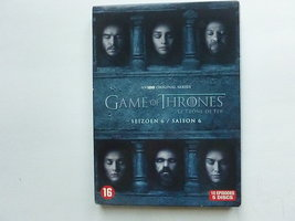 Games of Thrones - Seizoen 6 (5 DVD)