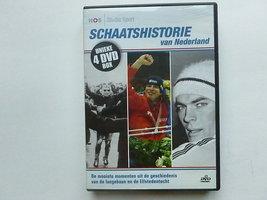 Schaatshistorie van Nederland - NOS Studio Sport (4 DVD)