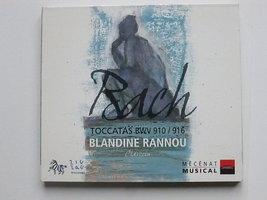 Bach - Toccatas pour Clavecin / Blandine Rannou