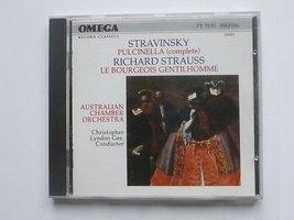 Stravinsky - Pulcinella / Australian Chamber Orchestra