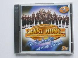 Ernst Mosch - Ein Dankeschön an meine Freunde (2 CD)