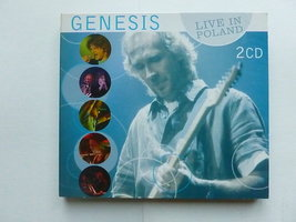 Genesis - Live in Poland (2 CD)