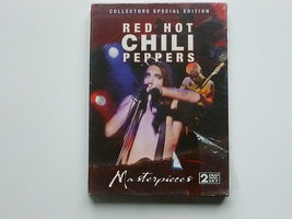 Red Hot Chili Peppers - Masterpieces (2 DVD) nieuw