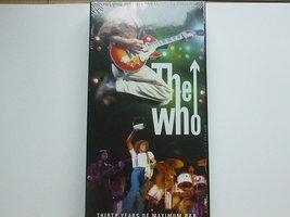 The Who - Thirty Years of Maximum R& B (4 CD) Nieuw