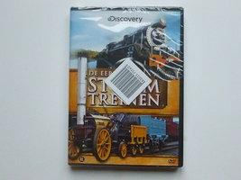 De eerste Stoomtreinen (DVD)nieuw