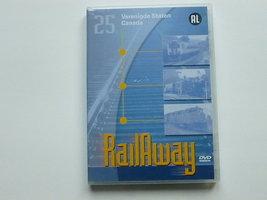 Railway 25 - Verenigde Staten / Canada (DVD)