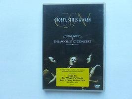 Crosby, Stills & Nash - The Acoustic Concert (DVD)