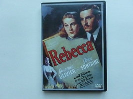 Rebecca - Laurence Olivier / Joan Fontaine / Hitchcock (DVD)