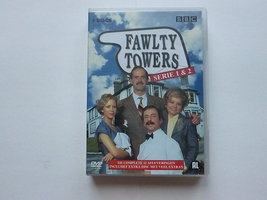 Fawlty Towers - Serie 1 & 2 (3 DVD)