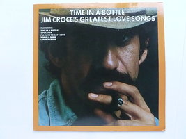 Jim Croce - Greatest love songs / Time in a bottle (LP)