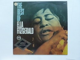 Ella Fitzgerald - The best of (LP)