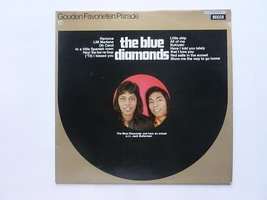 The Blue Diamonds - Gouden Favorieten Parade (LP)