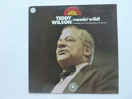 Teddy Wilson - Runnin wild! (LP)