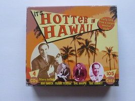 Various - Hotter in Hawaii (4 CD)