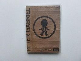Peter Gabriel - Growing up / Live (DVD)