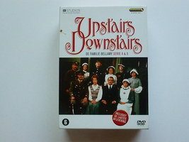 Upstairs Downstairs - De Familie Bellamy serie 4 & 5 (8 DVD)