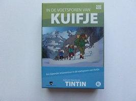 Kuifje - In de voetsporen van Kuifje (5 DVD)