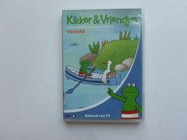 Kikker & Vriendjes - Verliefd (DVD)