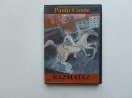 Paolo Conte - Razmataz (DVD)