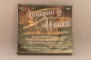 Nieuwjaar in Wenen - Wiener Philharmoniker (2CD)