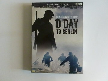 D-Day to Berlin (DVD)