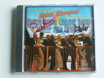 Dutch Swing College Band featuring Mrs. Einstein - Makin' Whoopee! (gesigneerd)