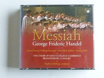 Messiah - Choir of King's College Cambridge / Stephen Cleobury (2 CD)