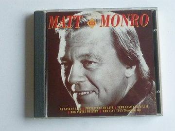 Matt Monro - The best of