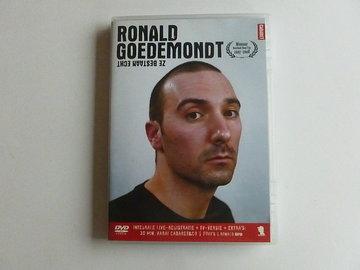 Ronald Goedemondt - Ze bestaan echt (DVD)cabaret