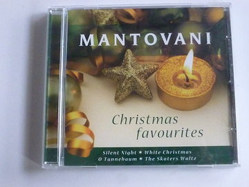 Mantovani - Christmas Favourites (disky)